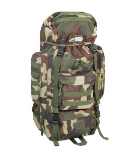 Sac à dos militaire Opex camouflage 65 Litres