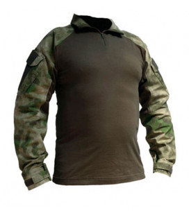 Chemise Tactical Trooper Camo Forêt - Surplus militaire