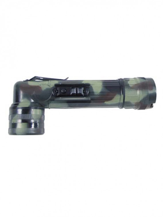Torche angulaire US Camouflage Woodland - Surplus militaire