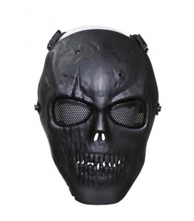 "Masque de protection ""Crâne"" Airsoft Noir - Surplus militaire"