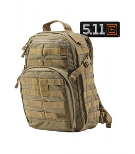 Sac à dos Rush 12 Tactical 5.11 beige 20L