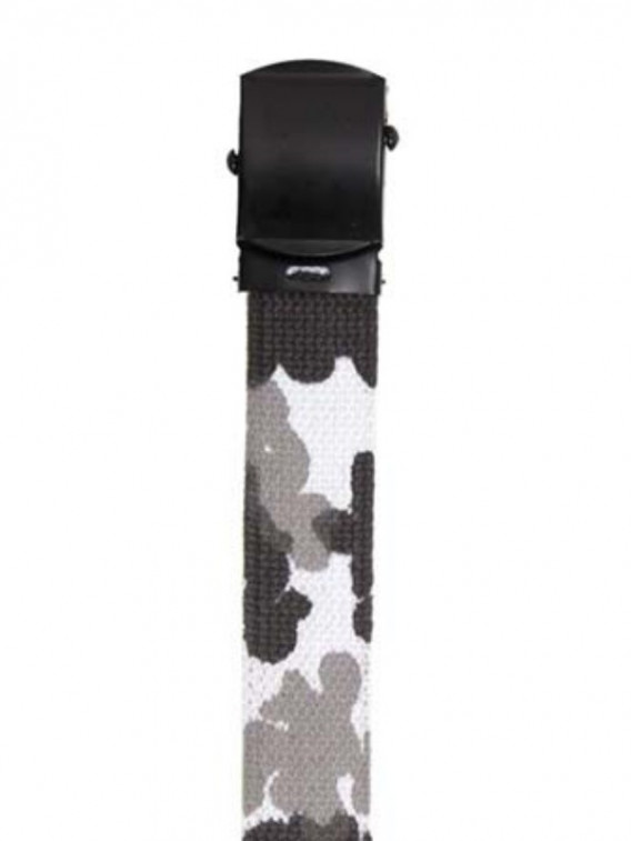 Ceinture sangle camo Urbain gris - Surplus militaire