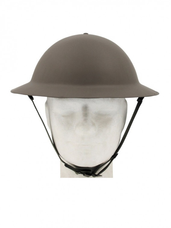 Casque militaire Tommy GB, WW II, kaki - Surplus militaire