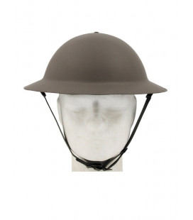 Casque militaire Tommy GB, WW II, kaki