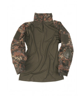 Chemise Tactique Warrior BW camouflage - Surplus militaire