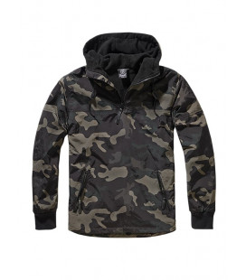 Veste coupe vent Luke Windbreaker Darkcamo