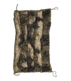 Couverture ghillie anti-feu Woodland - Surplus militaire