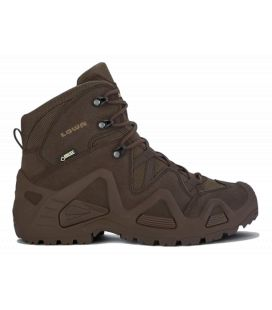 Chaussures Lowa Zephyr GTX Mid TF Marron pour Homme