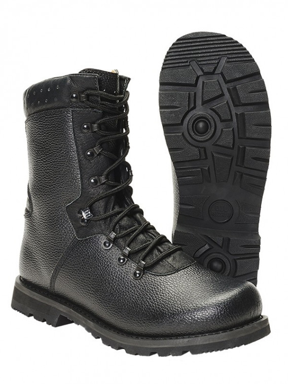 Chaussure en Cuir BW Kampfstiefel Modell 2000 - Surplus militaire
