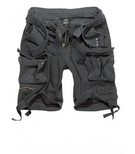 Short military Brandit Savage Noir - Surplus militaire