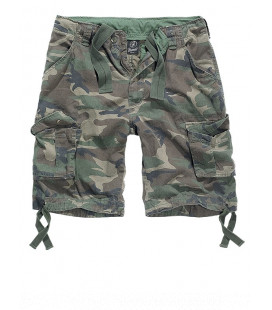Short Urban Legend camouflage Woodland - Surplus militaire