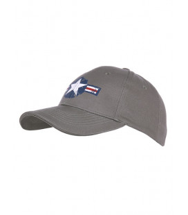 Casquette militaire Baseball USAF WWII Etoile US