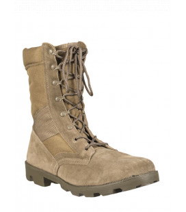 Chaussures militaire US Cordura Jungle Coyote coquées