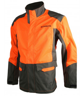 Veste traque Somlys Nano Resist orange Chasse