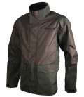 434 - Veste traque Nano Resist vert / marron - Surplus militaire