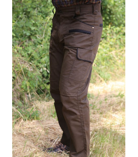 636 - Pantalon bicolore Wax - Surplus militaire