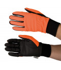 816 - Gants Softshell orange - Surplus militaire