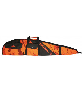 Fourreau Somlys camouflage orange