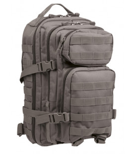 Sac à dos US Assault Pack Petit gris 20 L - Surplus militaire