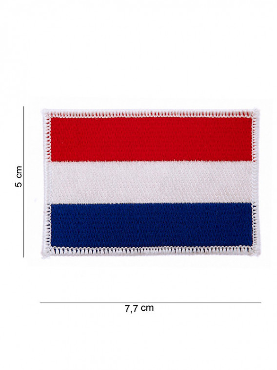 Patch Ecusson à coudre Drapeau HOLLANDE - Surplus militaire