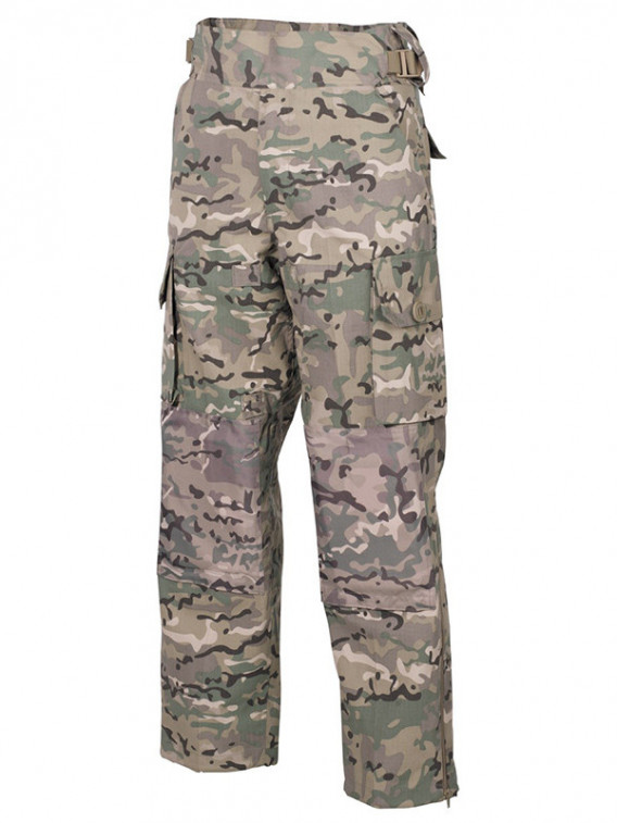 Pantalon commando Smock RipStop Operation camo - Surplus militaire