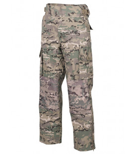 Pantalon treillis commando Smock RipStop Operation camo