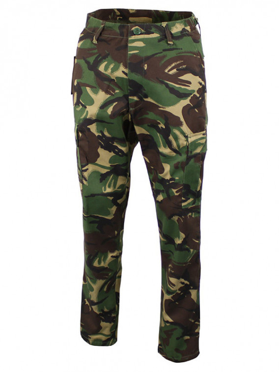 Pantalon US BDU, Type tend DPM Camou - Surplus militaire