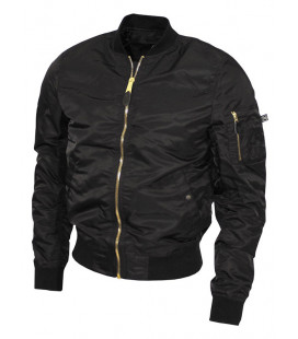 Bombers homme Militaire US Airforce MA1 Noir