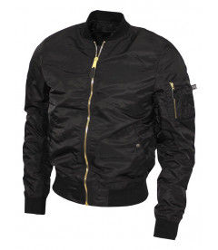 Bombers homme Militaire US Airforce MA1 Noir Achat vente