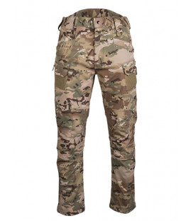 Pantalon Treillis Softshell Assault camouflage MULTITARN®