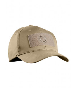 Casquette Tatctical Stretch FIt Hiver Tan
