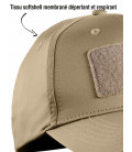 Casquette Tactical Stretch Fit Hiver Softshell Tan