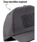 Casquette Tactical Stretch Fit noir