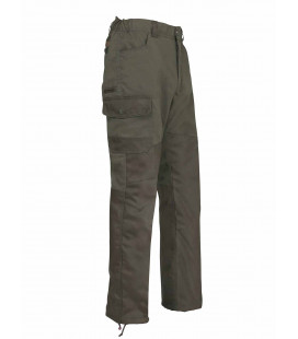 Pantalon Chasse Percussion Roncier Tradition Kaki