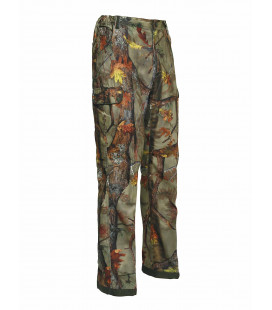 Treillis Chasse Percussion Palombe Ghostcamo Forest
