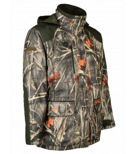 Veste Chasse Percussion Brocard Ghostcamo Wet