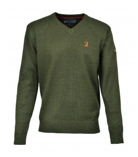 Pull Chasse Percussion Col V