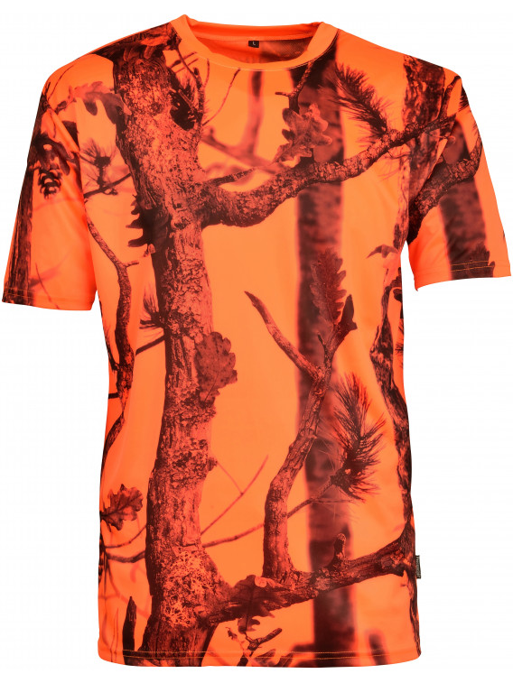 T-Shirt Chasse Fluo Ghostcamo - Surplus militaire