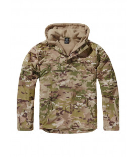 Blouson coupe vent Brandit Windbreaker Tactical camo