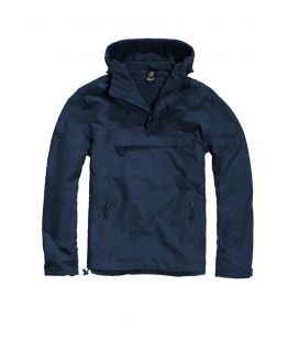 Blouson coupe vent Brandit Windbreaker Navy