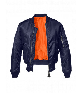 Bombers homme Militaire aviateur Brandit MA1 Marine