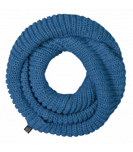 Tour de cou Loop Brandit Bleu denim