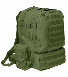 Sac Brandit US Cooper 3-Day-Pack Kaki - Surplus militaire