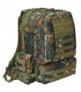 Sac Brandit 50L US Cooper 3-Day-Pack Flecktarn - Surplus militaire