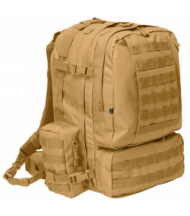 Sac Brandit 50L US Cooper 3-Day-Pack Camel - Surplus militaire