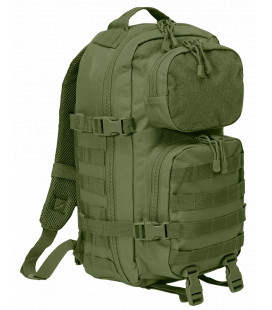 Sac à dos militaire Brandit 25L US Cooper Patch medium Kaki