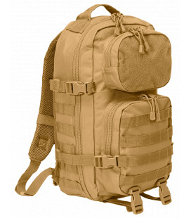 Sac Brandit 25L US Cooper Patch medium Camel