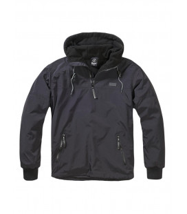 Veste coupe vent Luke windbreaker Noir