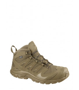Rangers chaussure Salomon XA FORCE Mid GTX TAN - Surplus militaire
