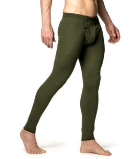 Pantalon Woodpower LONG JOHN 200 Mérinos Vert